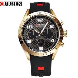 Men's Fashion Curren Watch Timepiece